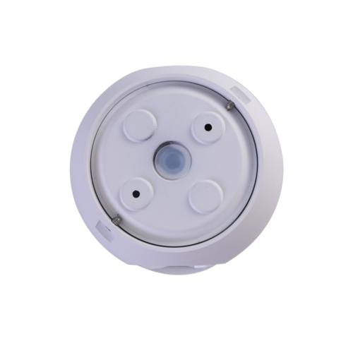 Lightexpert LED Wandlamp Globe Dubbelzijdig Lichtgevend Wit - 3000K -  2W - IP54