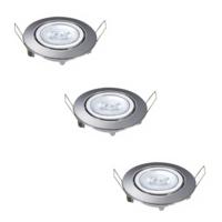 Philips LED Inbouwspots Philips - Jose - GU10 - Dimbaar