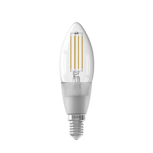 Calex Calex Smart Lamp - E14 - 4,5W - 450 Lumen - 1800K - 3000K