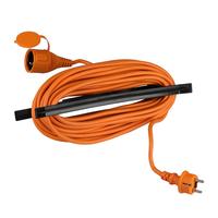 Verlengsnoer voor Buiten - incl. Oprolhaspel – 15 Meter – IP44