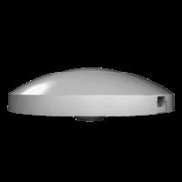 Lightexpert.nl LED Vloerdimmer Wit 0-50 Watt 220-240V - Fase Afsnijding