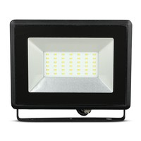 Lightexpert.nl LED Breedstraler 50W - 4250 Lumen - 4000K - IP65