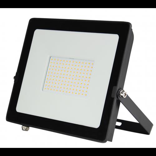 Lightexpert.nl LED Breedstraler 100W - 10.000 Lumen - 3000K - IP66
