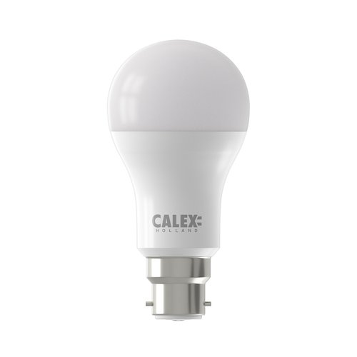 Calex Calex Smart Lamp RGB + CCT - B22 - 8.5W - 806 Lumen - 2200 - 4000K