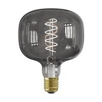 Calex Calex Rondo Smokey LED Lamp - E27 - 70 Lm