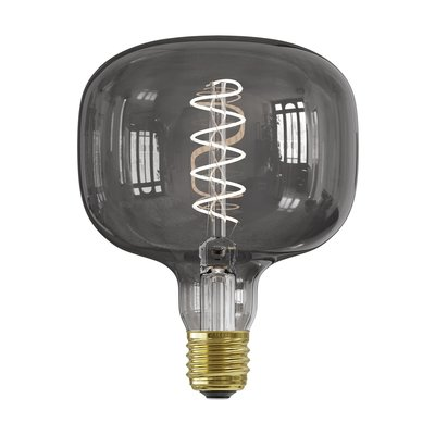 Calex Rondo Smokey LED Lamp - E27 - 70 Lm