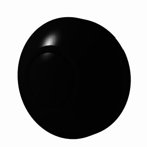 Lightexpert LED Vloerdimmer Zwart 0-50 Watt 220-240V - Fase Afsnijding