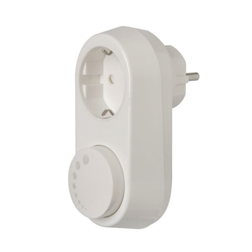 Lightexpert.nl LED Stekkerdimmer 5-100 Watt 220-240V