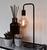 Calex Industriële Tafellamp - Zwart - E27 Fitting