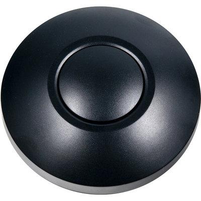 LED Vloerdimmer Zwart 0-50 Watt 220-240V - Fase Afsnijding