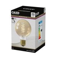 Calex Calex Globe G80 LED Lamp Ø80 - E27 - 200 Lumen - Goud finish