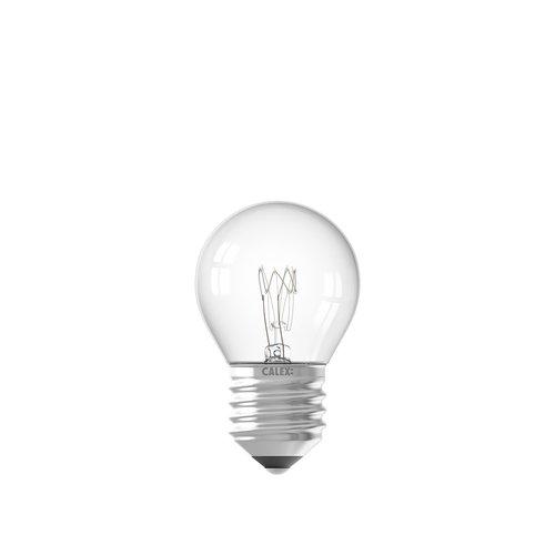 Calex Calex Spherical Nostalgic LED Lamp Ø45 - E27 - 55 Lm - Classic