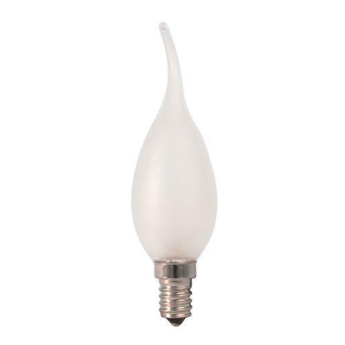 Calex Calex Tip Candle Nostalgic Lamp Ø35 - E14 - 50 Lumen - Mat