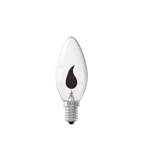 Calex Calex Decorative Candle Nostalgic Lamp Ø35 - E14 - 5 Lumen