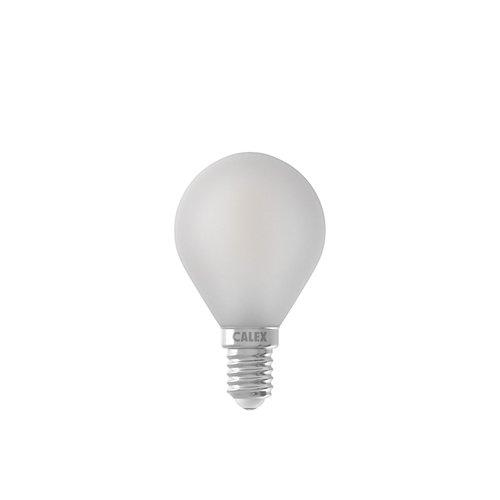 Calex Calex Frosted LED Lamp Ø45 - E14 - 300 Lm
