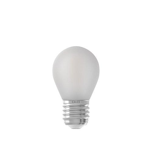 Calex Calex Frosted LED Lamp Ø45 - E27 - 300 Lm