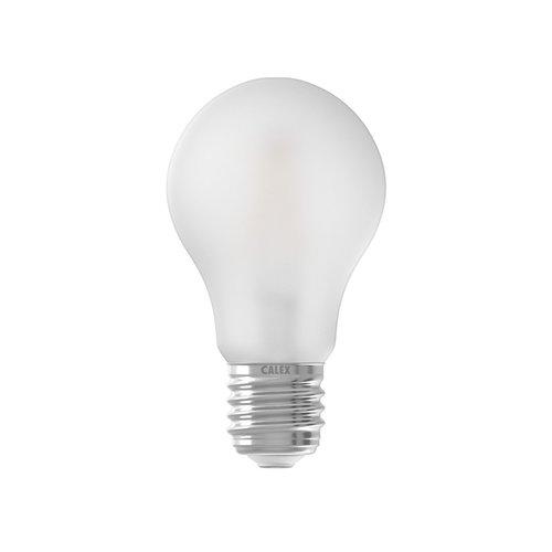 Calex Calex Frosted Standard LED Lamp Ø60 - E27- 380 Lm