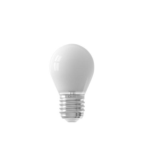 Calex Calex Calex Softline Spherical LED Lamp Ø45 - E27- 350 Lm  Spherical LED Lamp Ø45 - E14- 350 Lm    - Copy
