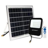 Lightexpert LED Breedstraler Solar 60W - 170lm/W - IP65 - 6400K - 5 Jaar Garantie