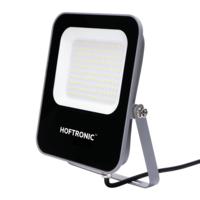 Lightexpert LED Breedstraler 100W - 110lm/W - IP65 - 4000K - 5 Jaar Garantie
