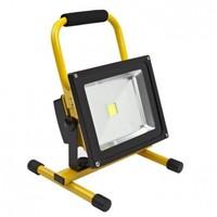 Lightexpert LED Bouwlamp Accu 30W - 1750Lm - 6000K