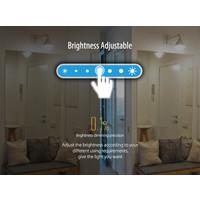 Lightexpert.nl MI-LIGHT RGB+CCT Afstandsbediening 8-Zone