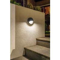 Garden Lights Wandlamp Buiten -  Deimos Antraciet - 12V - 1W