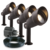 Tuinspot LED - Focus set van 4 st. - 12V - 3W