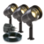 Tuinspot LED - Corvus set van 3 st. - 12V - 5W