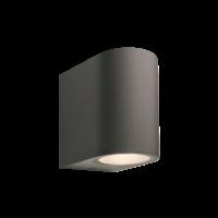 Garden Lights Wandlamp Buiten LED - Gilvus Antraciet - 12V - 4W