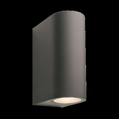 Wandlamp Buiten LED - Sibus  Antraciet - 12V - 4W