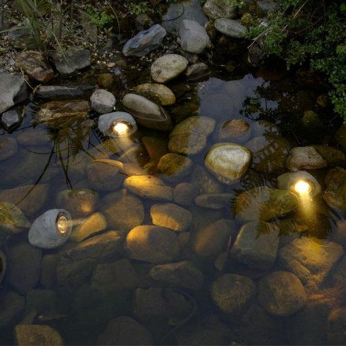 Garden Lights Tuinspot LED - Lapis set van 3 st. - 12V - 3W