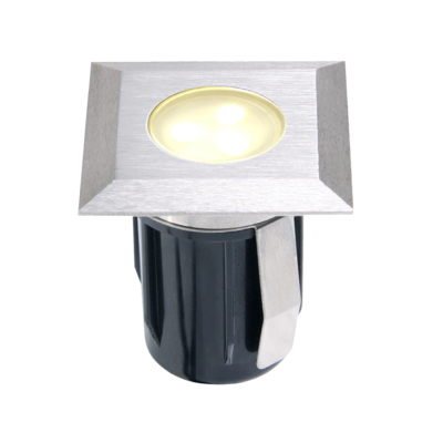 Grondspot Buiten LED -  Atria Wit - 12V - 0,5W