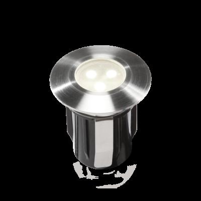 Grondspot Buiten LED -  Alpha Wit - 12V - 0,5W