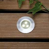 Garden Lights Grondspot Buiten LED -  Alpha Wit - 12V - 0,5W