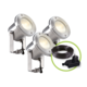Tuinspot LED - Catalpa set van 3st. - 12V - 3W