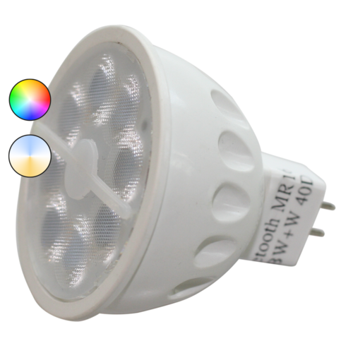 Garden Lights Smart LED RGB Lichtbron - MR16 - 12V - 5W