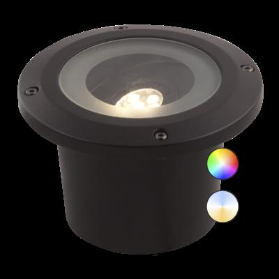 Smart Grondspot Buiten LED -  Rubum Plus - 12V - 5W