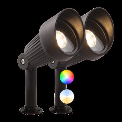 Smart Tuinspot LED - Focus Plus set van 2st - 12V - 5W
