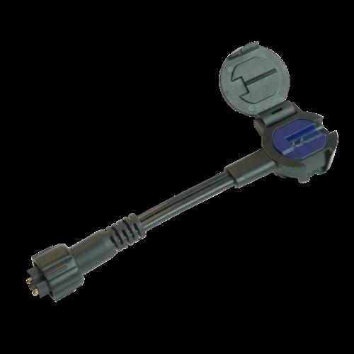 Garden Lights Flex Connector Male - SPT-2