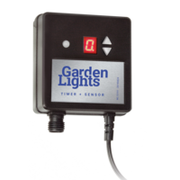 Garden Lights Garden Lights -  Sensor met timer - 12V - 150W