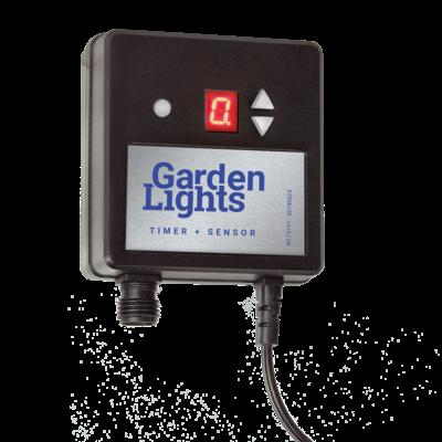 Donker-licht sensor + timer - 12V - 150W