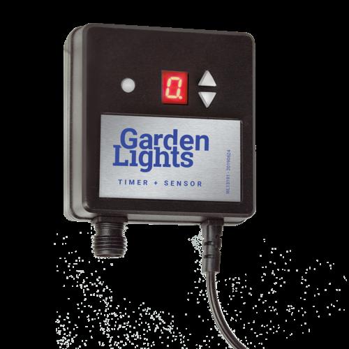 Garden Lights Donker-licht sensor + timer - 12V - 150W