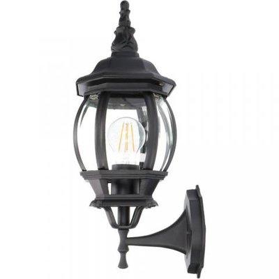 Klassieke Wandlamp Buiten Zwart - Guadalajara - E27