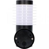 Lightexpert LED Wandlamp Zwart - Dresden - 700lm - 9,5W - 2700K