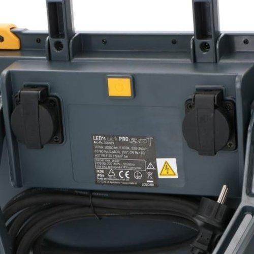 Shada LED Bouwlamp 100W - 10000lm - IK08