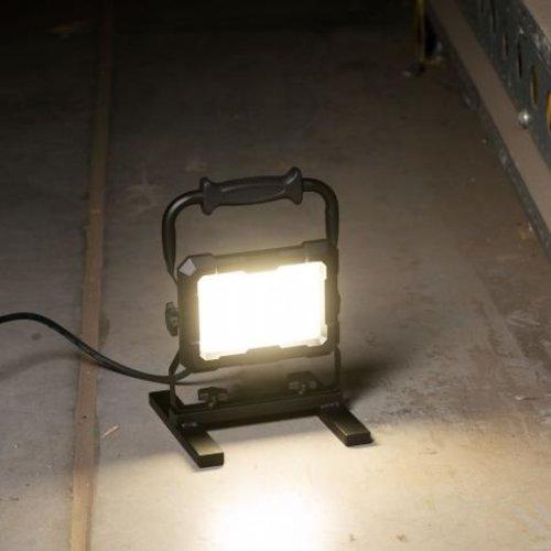 Shada LED Bouwlamp 30W - 2400lm - 4000K