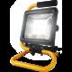 LED Bouwlamp 50W met frame - 3600lm - 4000K