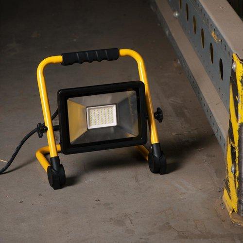 Shada LED Bouwlamp  30W  inklapbaar - 2250lm - 4000K