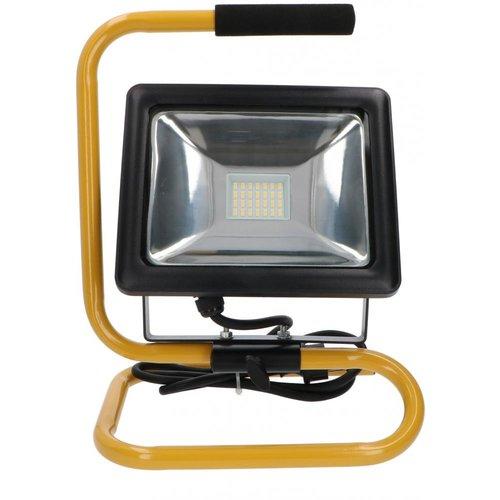 Shada LED Bouwlamp 30W met frame - 2100lm - 4000K